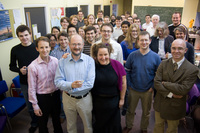 The High Energy Physics group