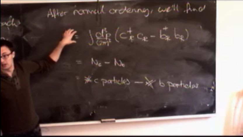 David Tong -- Video Lectures on Quantum Field Theory