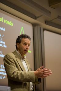 Professor Frank Kelly, Statistics Laboratory